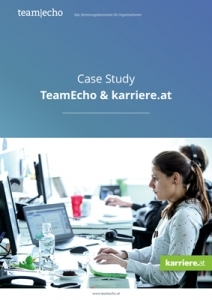 Case Study karriere.at & TeamEcho